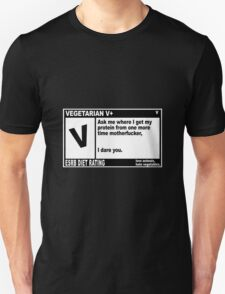 Pulp Fiction Vegetarian T-Shirt