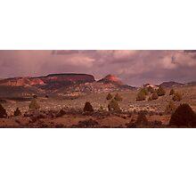 Utah Landscape. Photographic Print