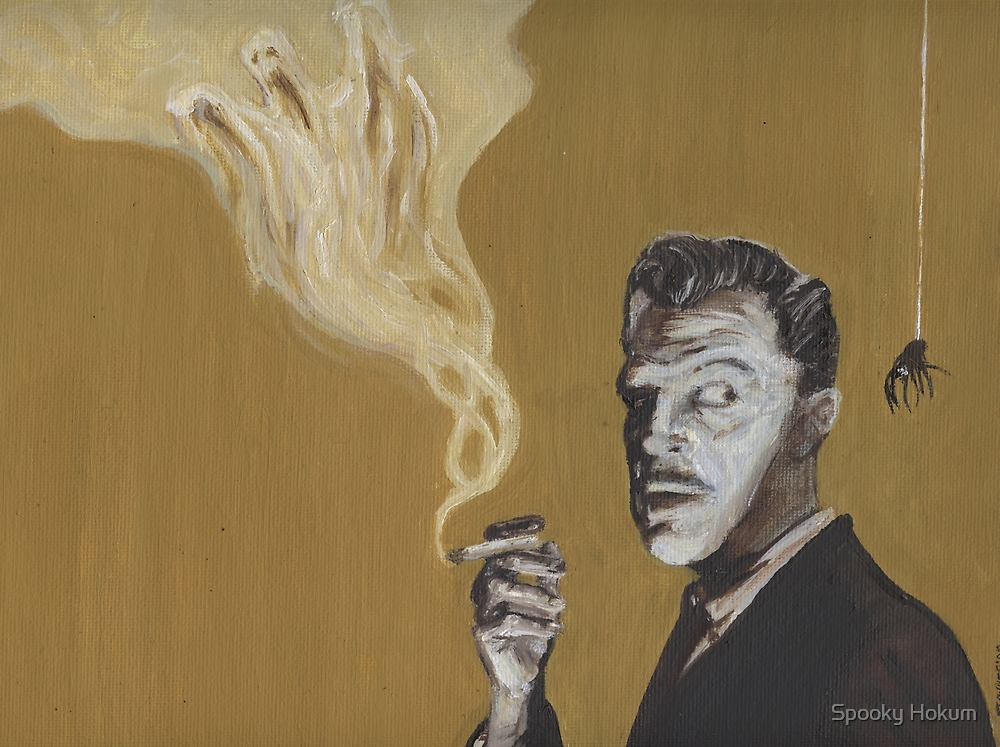 Vincent Price by Conrad Stryker