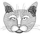 Cat! by bsilvia