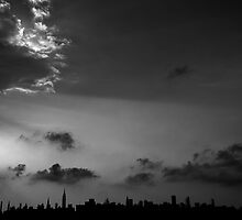New York Skyline by Oliver62