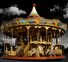 Carrousel de Paris by Jack Jansen