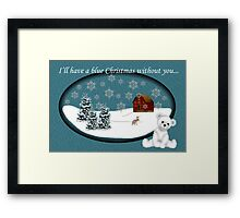 Christmas Season (#2) Framed Print