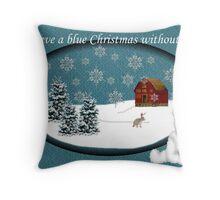 Christmas Season (#2) Throw Pillow