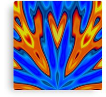 Fan The Flame 2000 Canvas Print