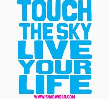 Touch the sky, live your life 02 Mens V-Neck T-Shirt