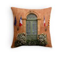 Flags - Rousillon Throw Pillow