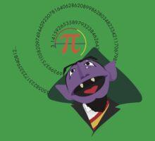 Count Pi Kids Tee