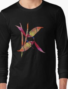 Leaf Collage Two T-Shirt