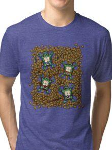 Pizza Angels Tri-blend T-Shirt