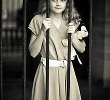 """""""Savannah behind bars"""" by Darrin Ballman"""