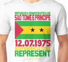 Sao Tome e Principe Unisex T-Shirt