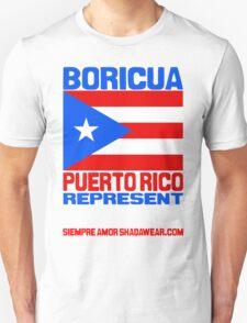 Puerto Rico represent T-Shirt
