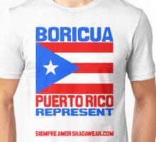Puerto Rico represent Unisex T-Shirt