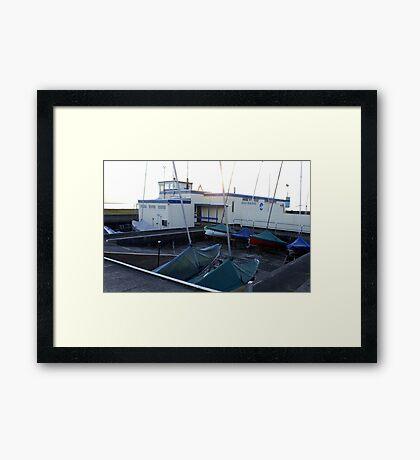 The Ribble Cruiser Club Framed Print