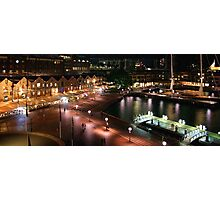 Circular Quay, Sydney, Australia Photographic Print