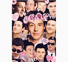 Cory Monteith Collage Unisex T-Shirt