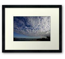 Beachscape V Framed Print