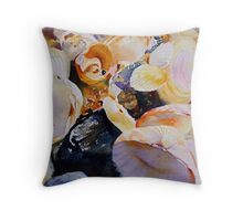 Treasures from the Sea Throw Pillow