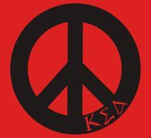 Kappa Sigma Delta Peace by SororityKelly