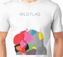 WILD FLAG Unisex T-Shirt