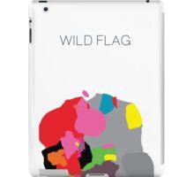 WILD FLAG iPad Case/Skin