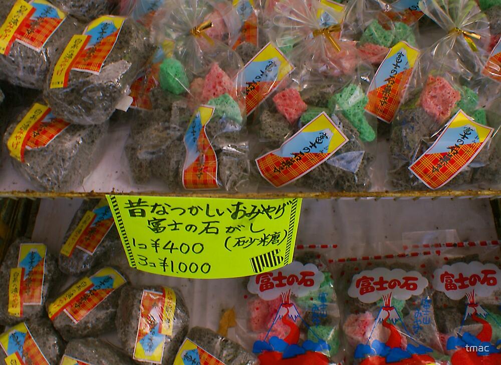 Coloured Rock Sugar, Japan by tmac