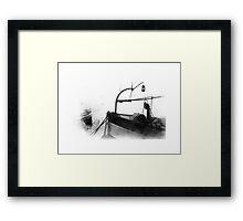 Portus Framed Print