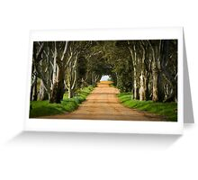 Take Me Home - Western District, Victoria Greeting Card