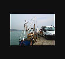 Fisherman Unloading Their Catch Unisex T-Shirt