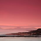 Barmouth Sunset by Mat Mackenzie