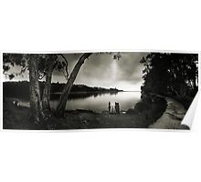 The Jetty Pano Poster