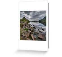 Ancient Waters Greeting Card