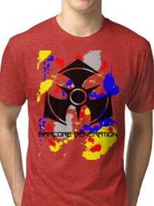 Kombat Hardcore Generation Tri-blend T-Shirt