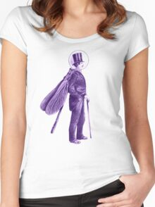 Inspector Dragonfly Women's Fitted Scoop T-Shirt
