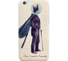 Inspector Dragonfly iPhone Case/Skin