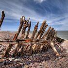 Porlock Weir by Mat Mackenzie
