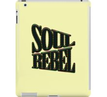 Soul Rebel iPad Case/Skin