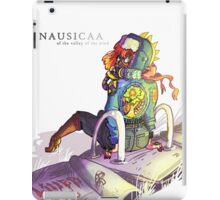 Urban Nausicaa iPad Case/Skin