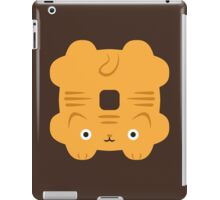 Hashtag Cat (Orange) iPad Case/Skin