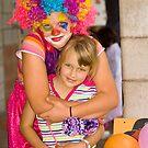 Chei The Clown by Warren. A. Williams