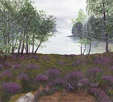 Loch an Eileen by Charlotte Rose