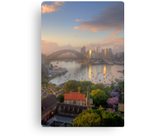 Spirit - Moods Of A City - The HDR Experience Canvas Print