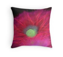 Apophysis flower... Throw Pillow