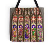 Window #2 East Witton Church Tote Bag