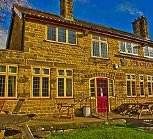 The Crown Inn - Hutton le Hole by Trevor Kersley