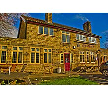The Crown Inn - Hutton le Hole Photographic Print