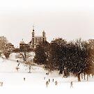 The Greenwich Observatory by Karen Martin
