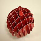 Red Bobble by Derek Smith
