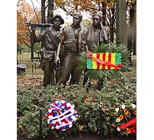 VIet Nam Memeorial, Washington DC Photographic Print